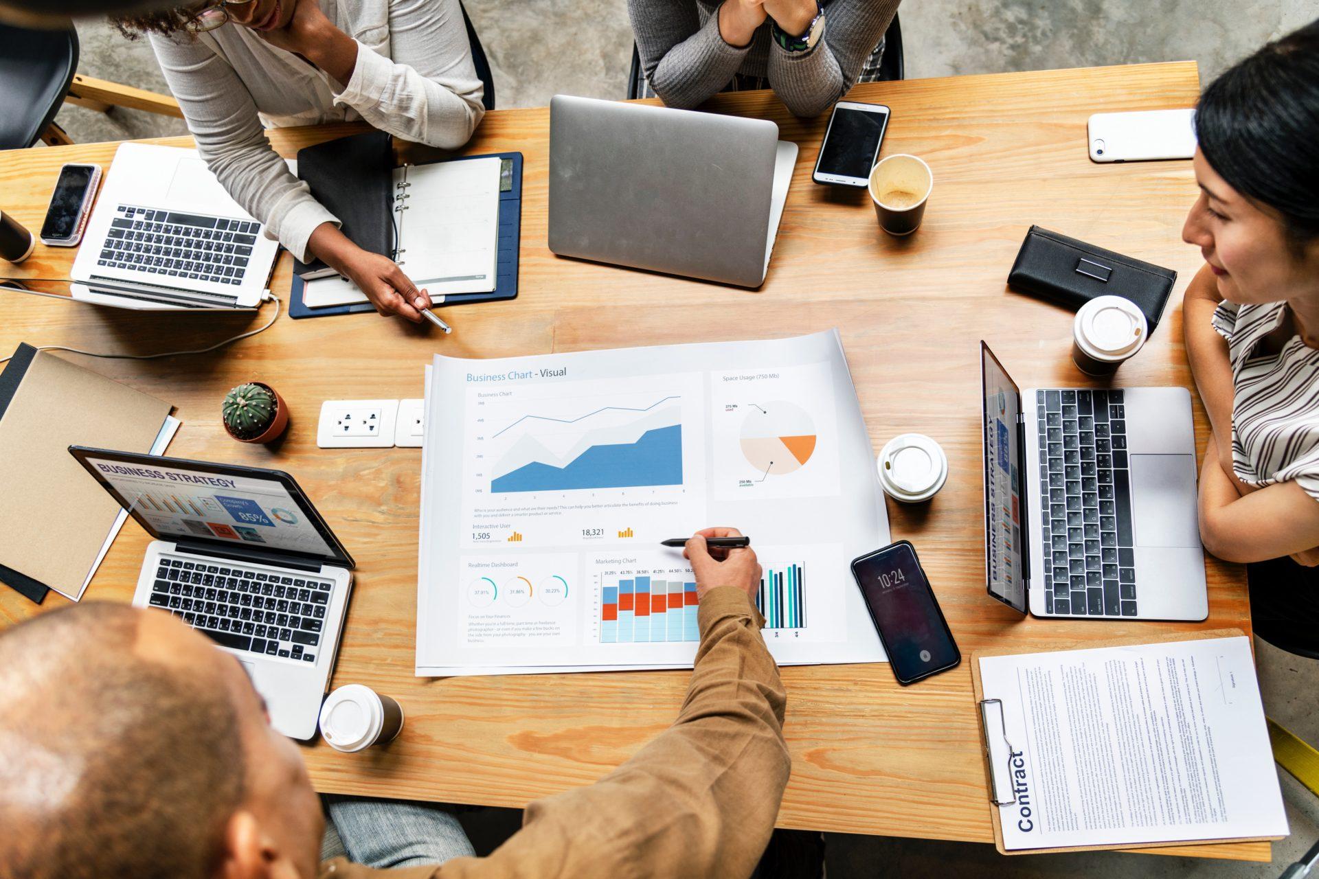 Audit et conseil en stratégie web